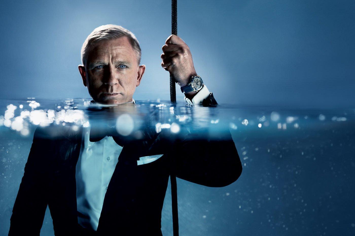 Zegarki Bonda… Jamesa Bonda