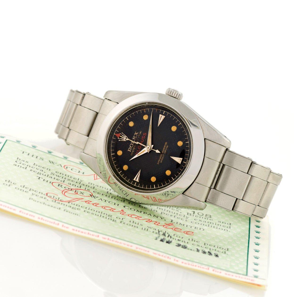 Rolex Milgauss ref. 6541 / foto: Antiquorum