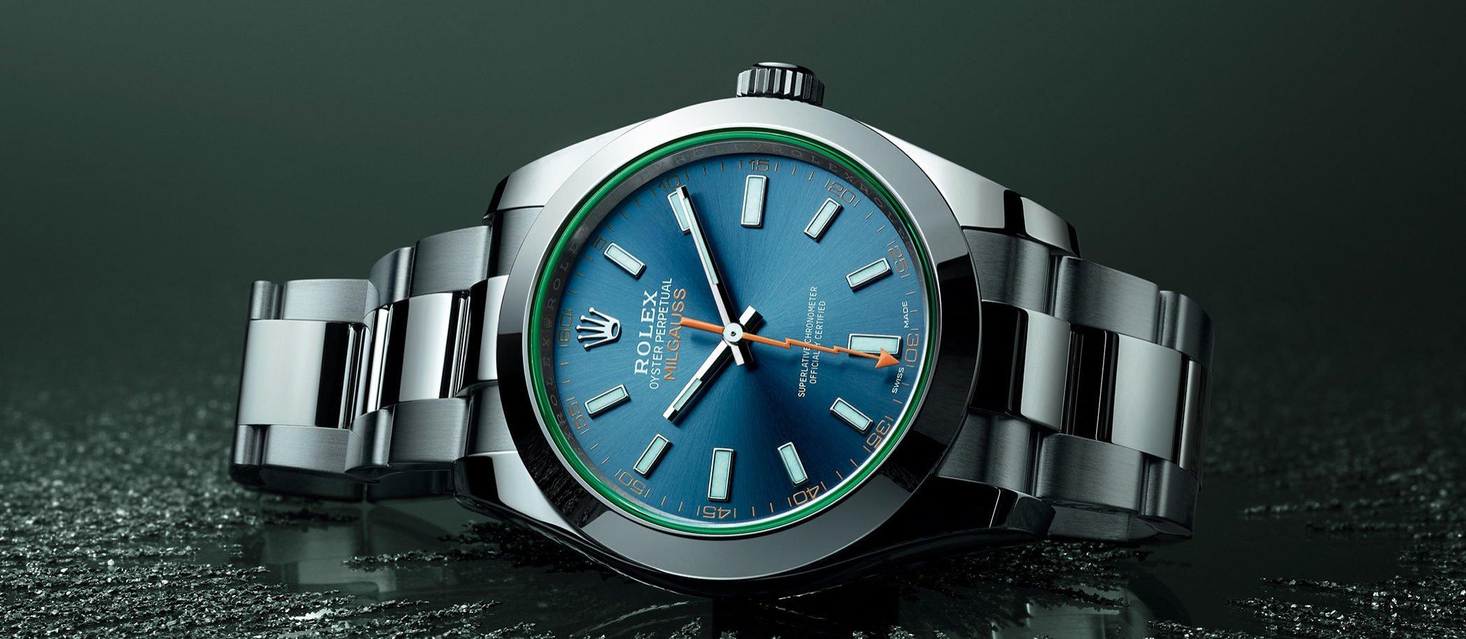 Kultowe zegarki - Rolex Milgauss