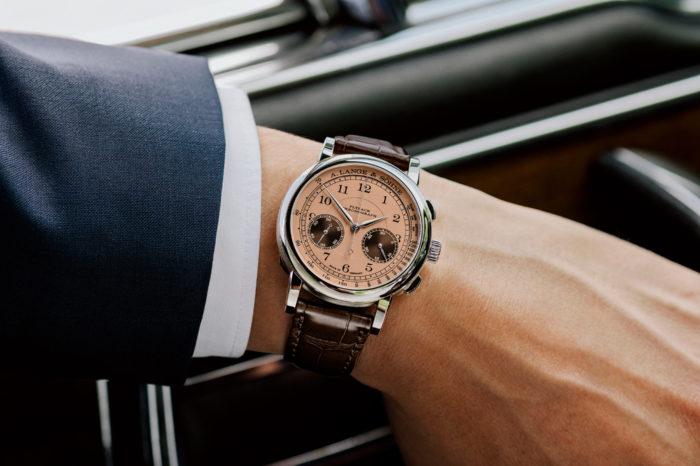 "A. Lange & Söhne 1815 Chronograph ""Concorso d'Eleganza"""