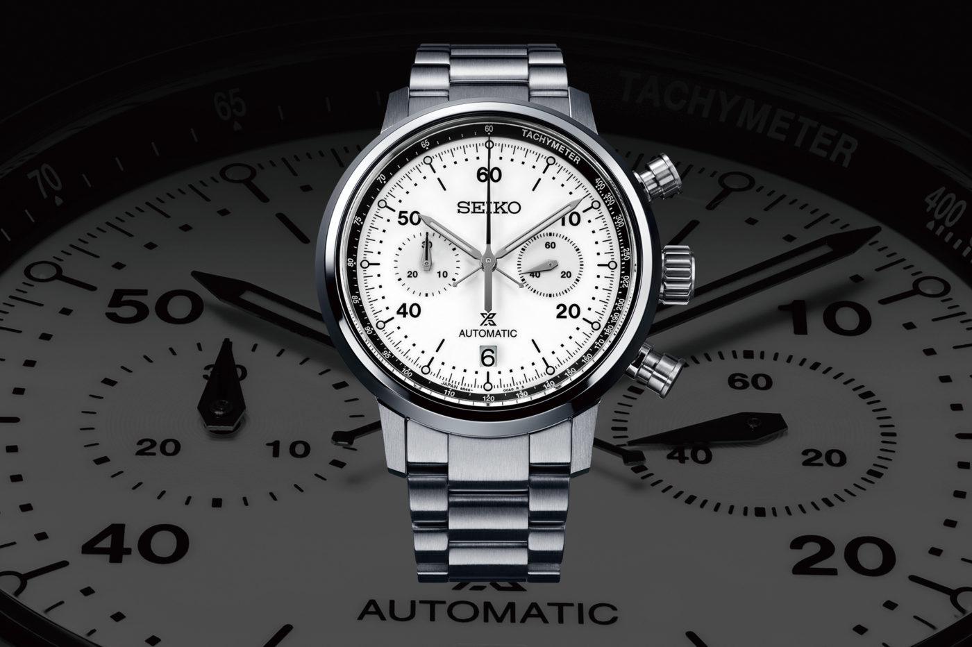 Seiko Speedtimer Chronograph w sześciu nowych odsłonach [dostępność, cena]
