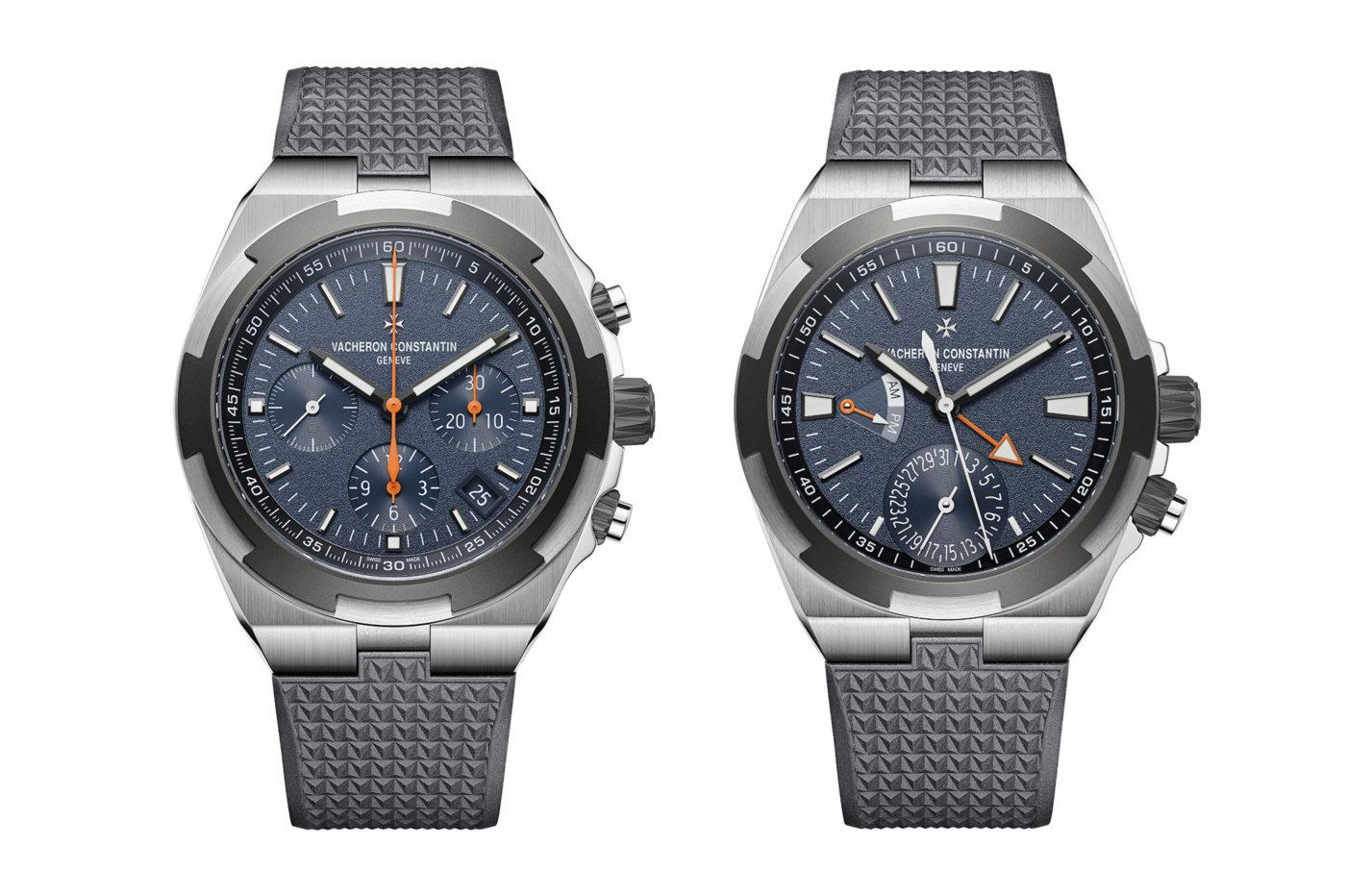 "Vacheron Constantin Overseas Limited Edition ""Everest"" Dual Time i Chronograph"