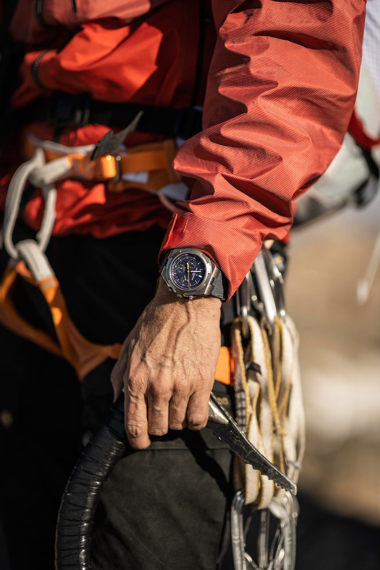 "Vacheron Constantin Overseas ""Everest"" Chronograph"
