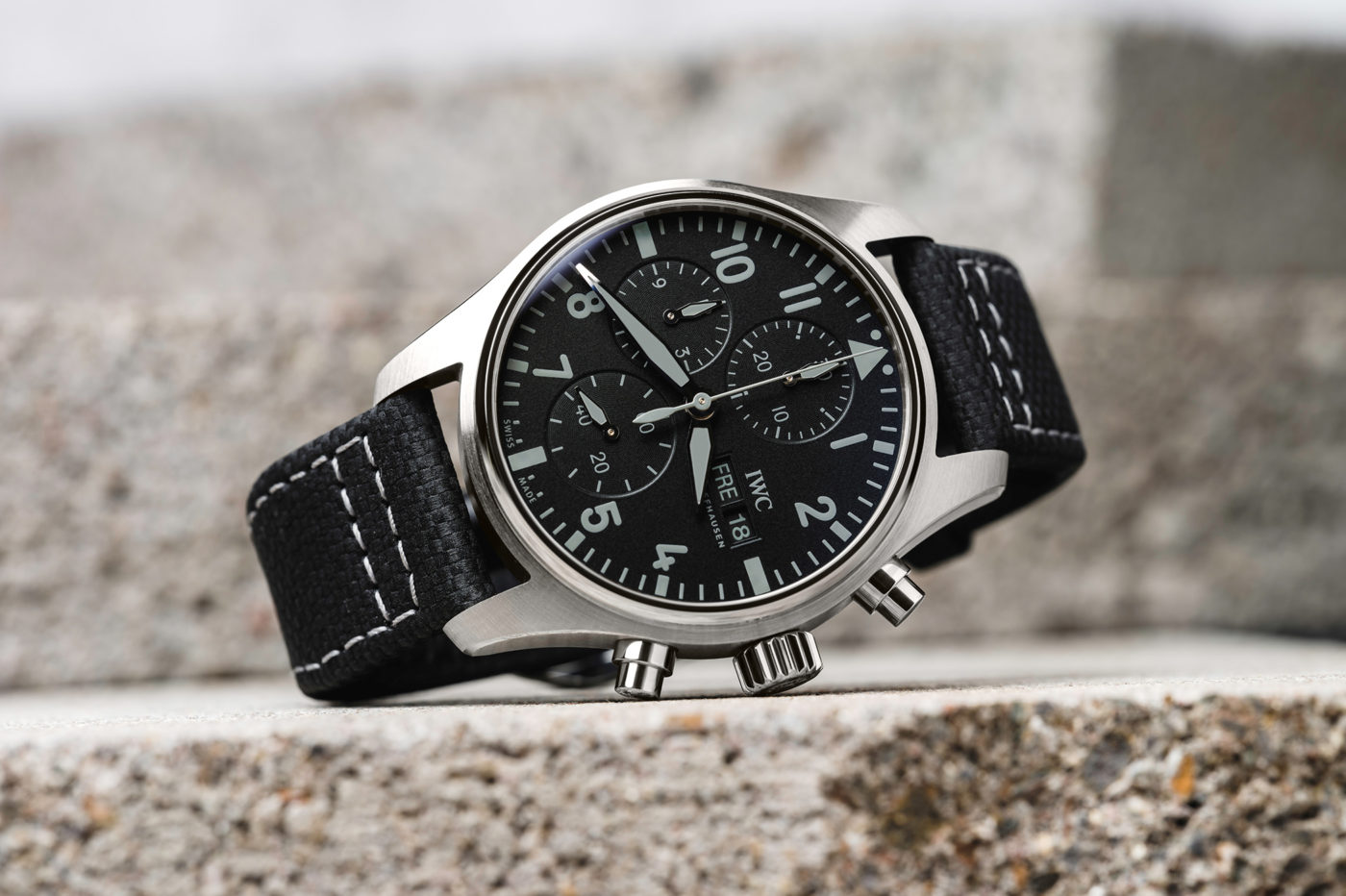 """IWC Pilot's Watch Chronograph Edition """"C.03"""" Collective Horology"""