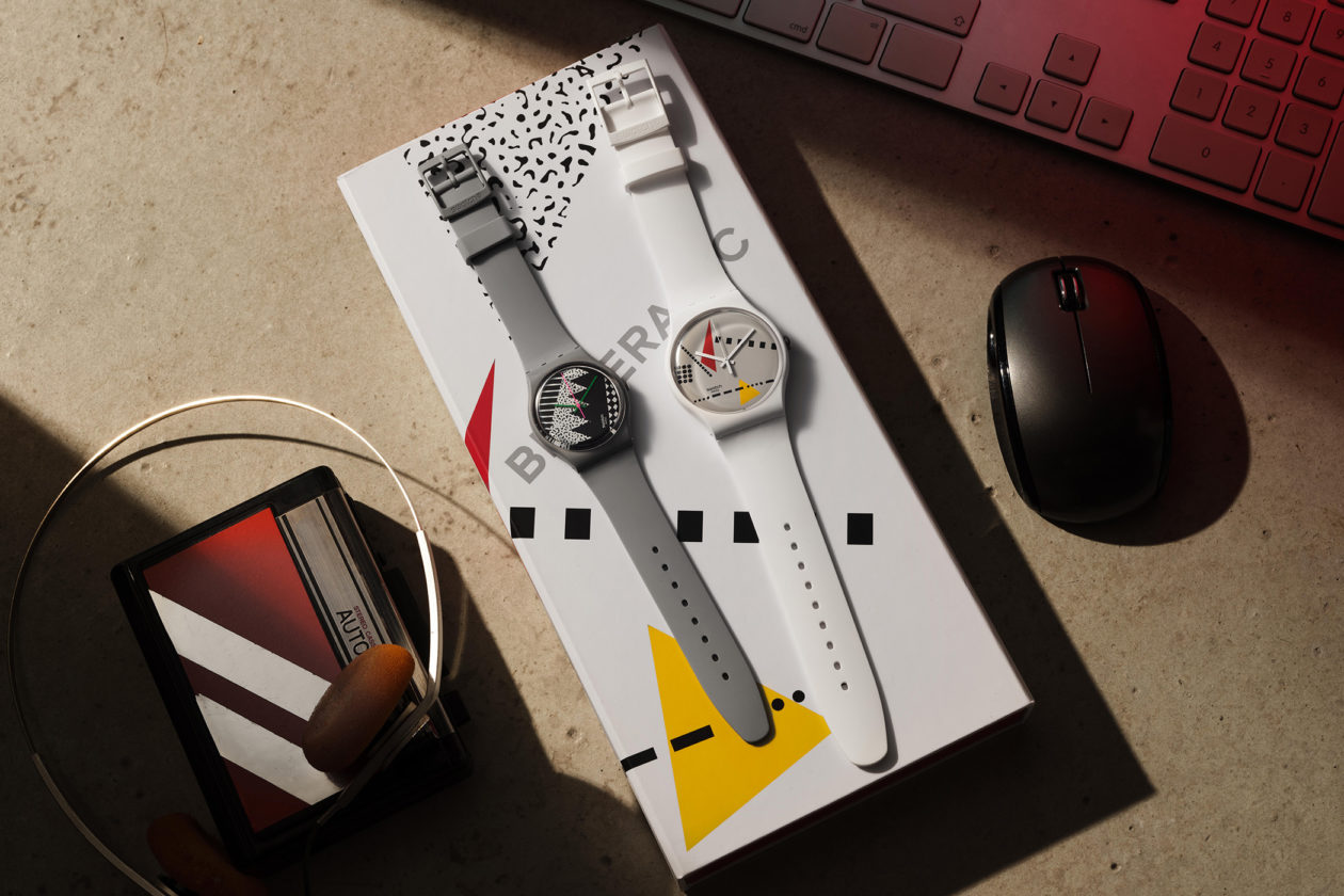 Swatch 1984 Reloaded Special Set