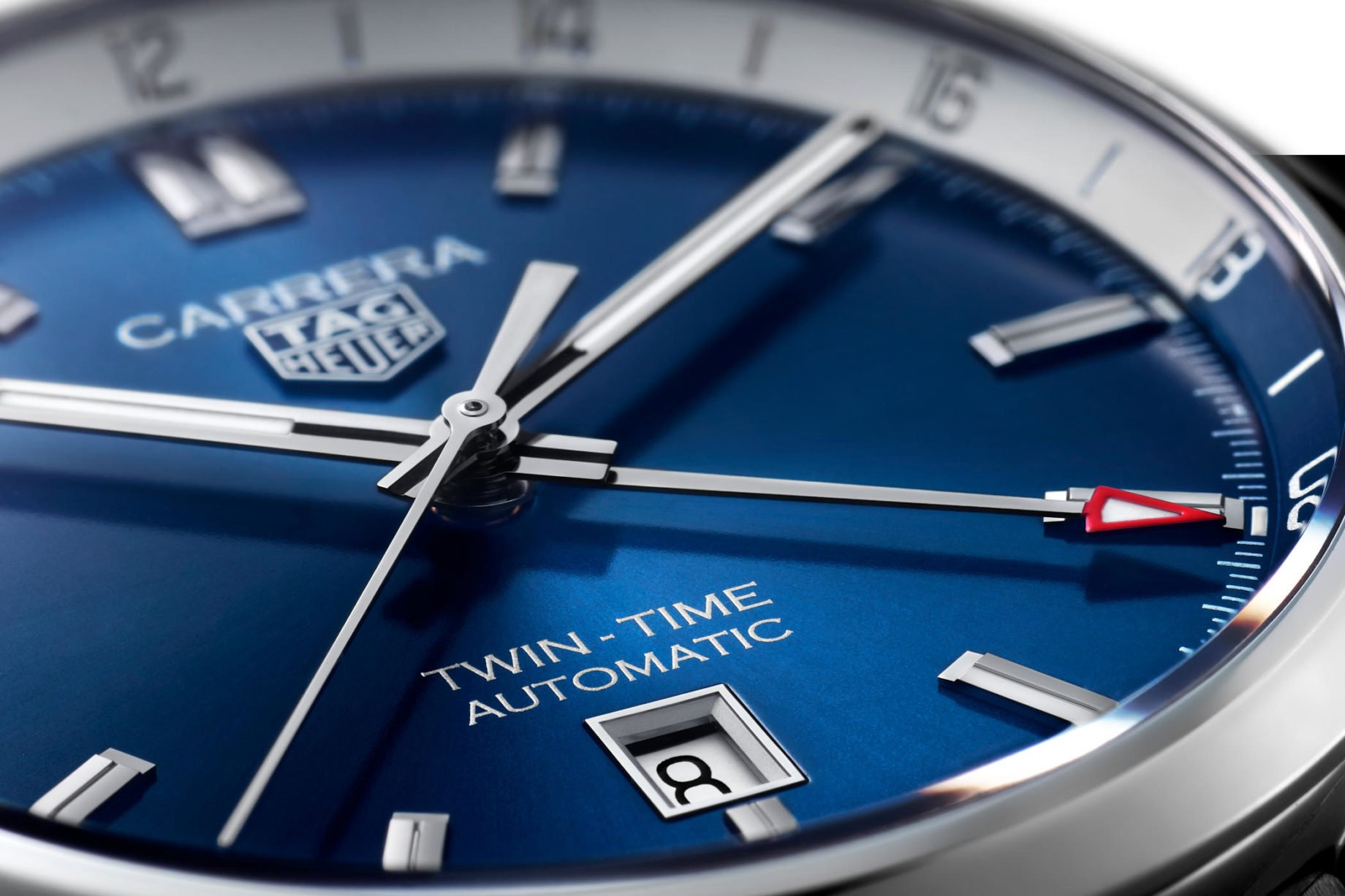 TAG Heuer Carrera GMT Date 41 mm