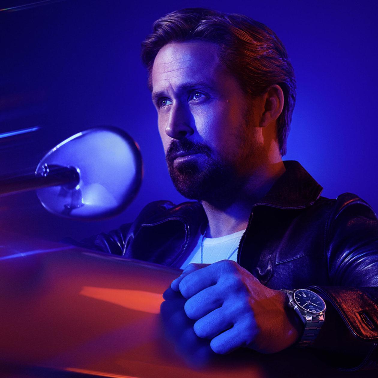 Ryan Gosling nowym ambasadorem marki TAG Heuer