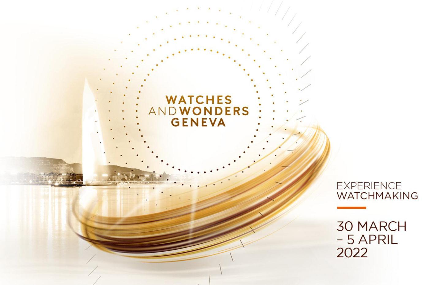 Watches & Wonders Geneva 2022