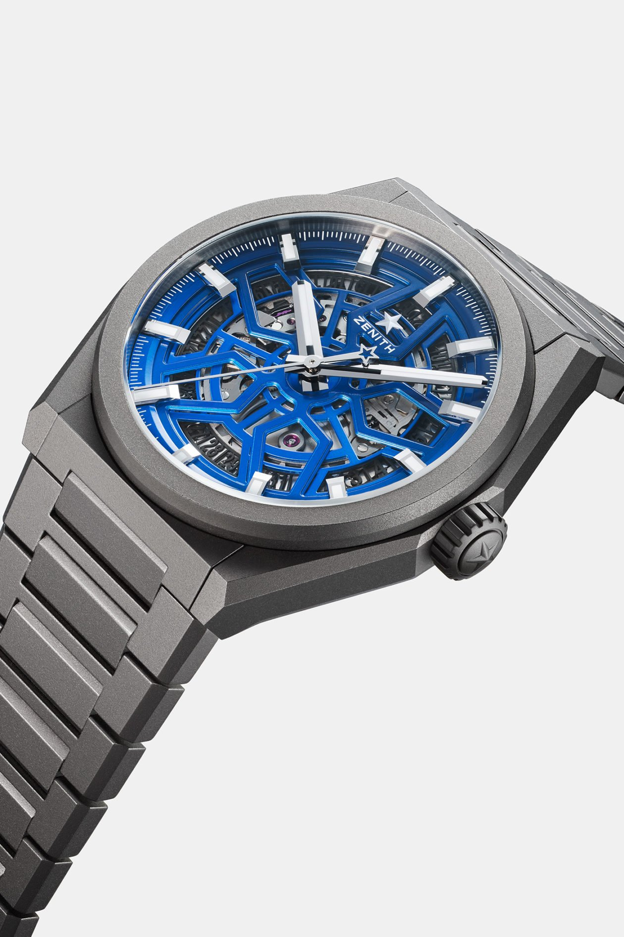 """Zenith Defy Classic """"Night Surfer"""" x Time+Tide"""